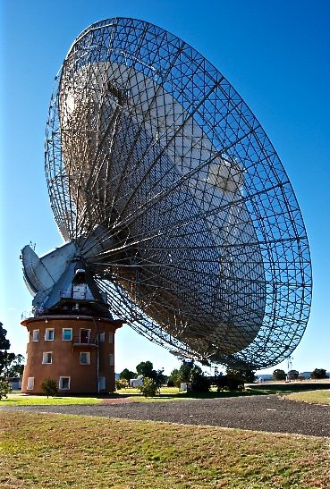 CSIRO Radio Telescope, Parkes
