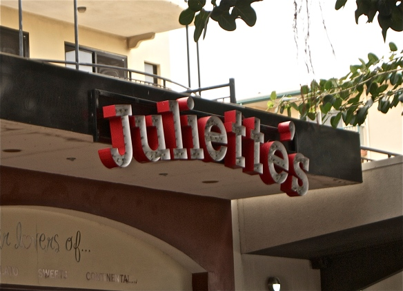 Juliette's cafe
