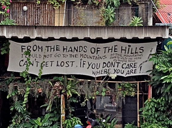 Words of wisdom from Chiang Mai