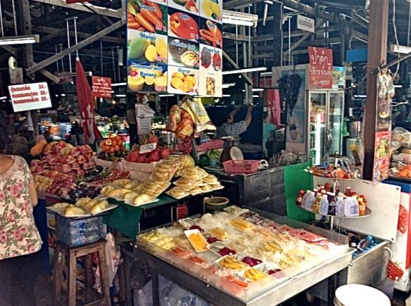 Food markets, Chiang Mai